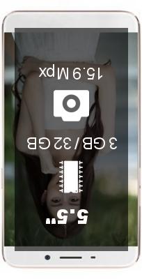 Daj V8 smartphone