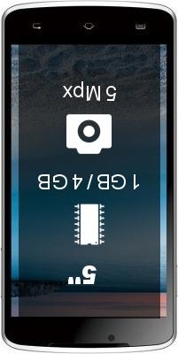 DOOGEE Mint DG330 smartphone