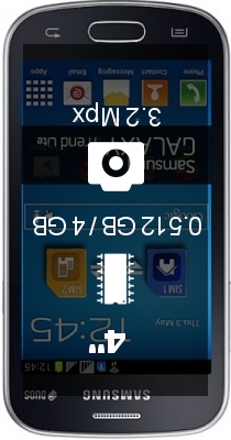 Samsung Galaxy Trend Lite smartphone