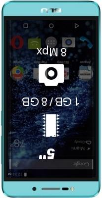 BLU Studio C HD smartphone
