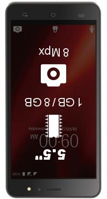 Lava X28+ smartphone