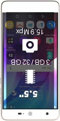 InFocus Epic 1 smartphone
