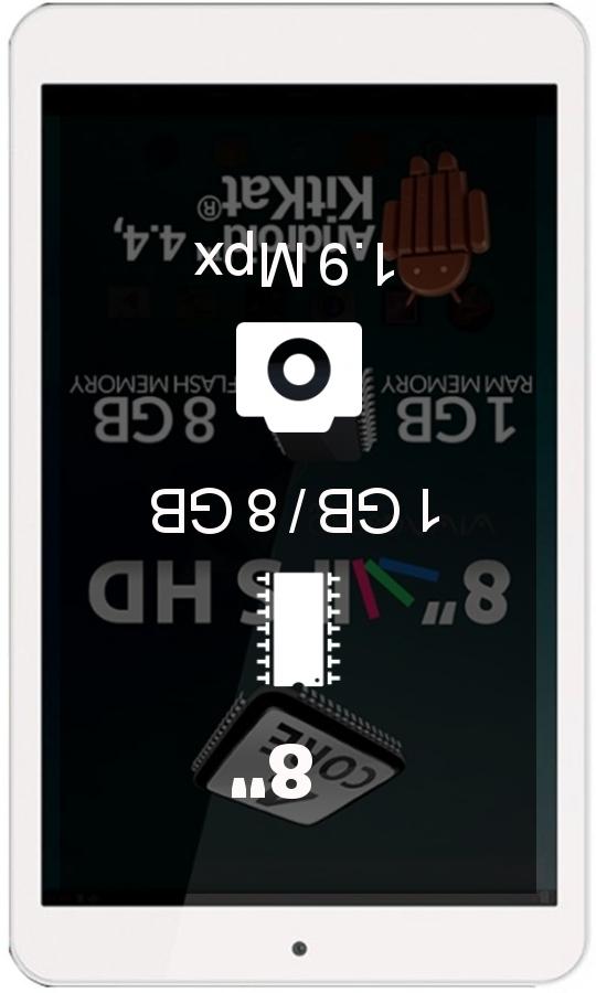 Allview Viva Q8 Pro tablet