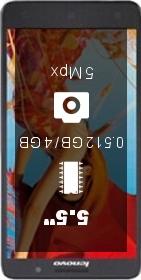 Lenovo A616 smartphone