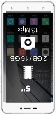IUNI N1 smartphone
