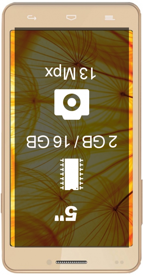Intex Aqua Xtreme II smartphone