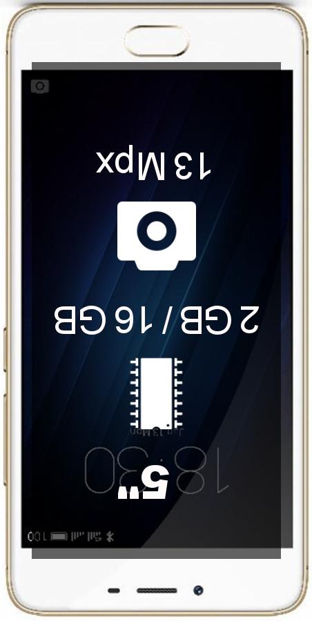 MEIZU M3s 2GB 16GB smartphone