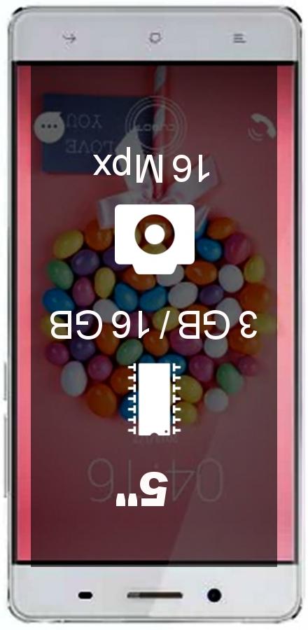 Cubot X17 S smartphone