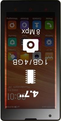 Xiaomi HongMi smartphone