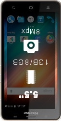 HiSense U989 8GB smartphone