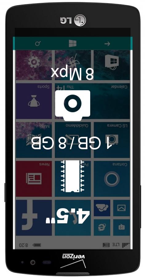 LG Lancet smartphone