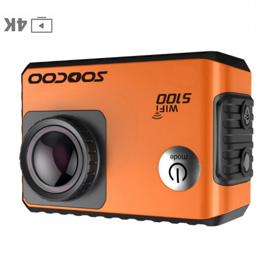 SOOCOO S100 action camera