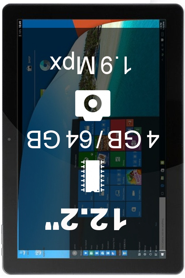 Teclast Tbook 12 Pro tablet