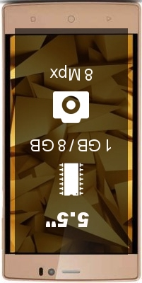 IBall Andi F2F 5.5U smartphone