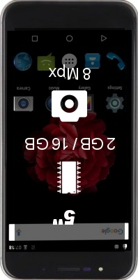 UHAPPY UP720 smartphone