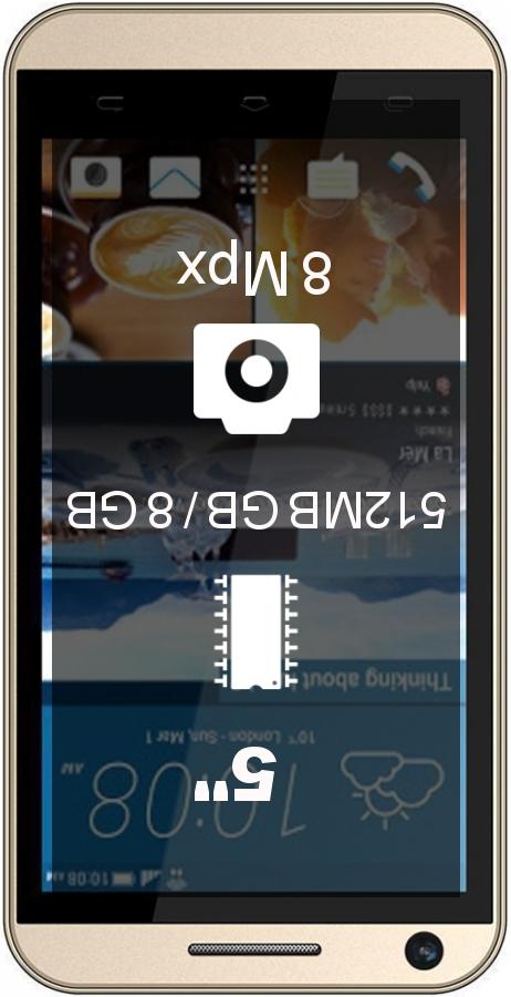 Spice Xlife Dragon smartphone