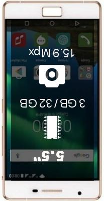 Philips X818 smartphone