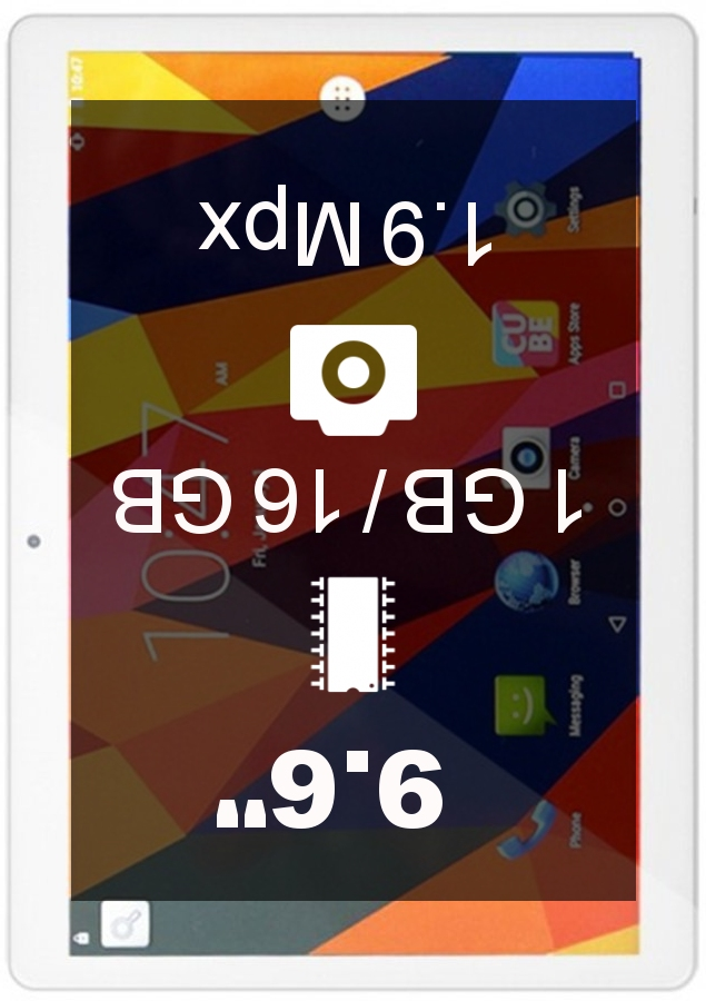 Cube U63 tablet