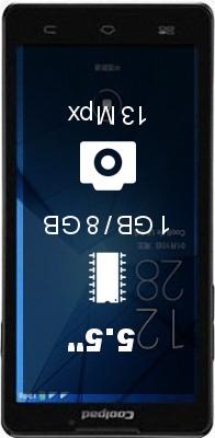 Coolpad 7320 smartphone
