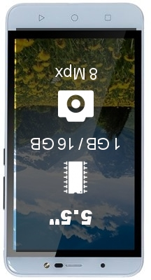 Micromax Canvas Power 2 Q398 smartphone