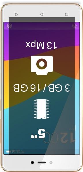 Weimei Force€136 smartphone