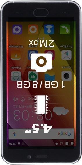 KINGZONE S2 smartphone