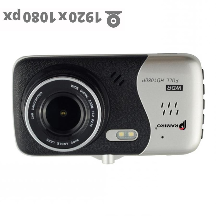 PRAMIRO T810 Dash cam