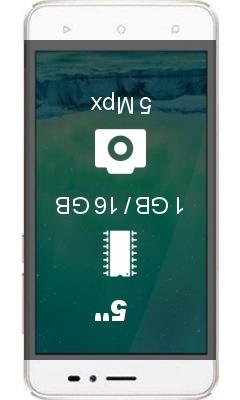 Coolpad TipTop N2M smartphone