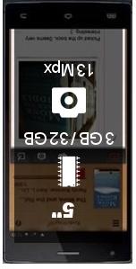 Siswoo R9 smartphone