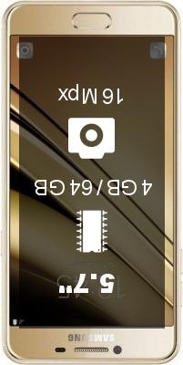 Samsung Galaxy C7 C7000 Dual SIM smartphone