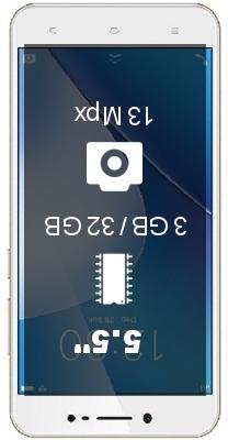 Vivo Y66 MT6750 smartphone