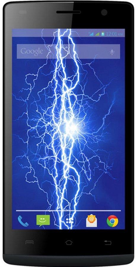 Lava Iris Fuel 25 smartphone