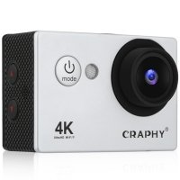 CRAPHY W9SE action camera price comparison