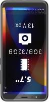 Walton Primo S6 Dual smartphone price comparison