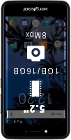Verykool Orion S5204 smartphone