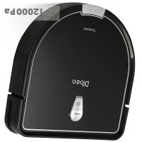 Dibea D960 robot vacuum cleaner price comparison