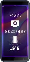 Vernee M3 smartphone price comparison