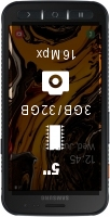Samsung Galaxy Xcover 4s G398FD smartphone