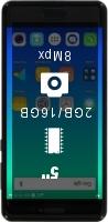 Micromax Canvas Curve Q454 smartphone
