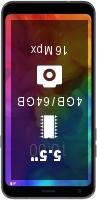 LG Q7+ Plus smartphone