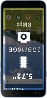 Philips S395 smartphone