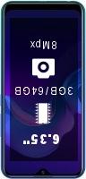 Vivo Y12 3GB 64GB smartphone
