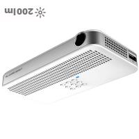 Laser Beam Pro C200 portable projector price comparison