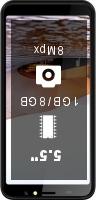 Haier Alpha A6 smartphone