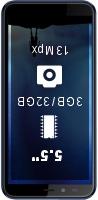 Konka D8C smartphone