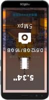 TP-Link Neffos C5 Plus smartphone