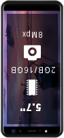 Geecoo Selfie 1 smartphone price comparison