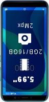 Wiko Y80 2GB 16GB smartphone