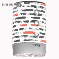 DOSS SoundBox mini portable speaker price comparison