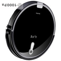 ILIFE A8 robot vacuum cleaner price comparison